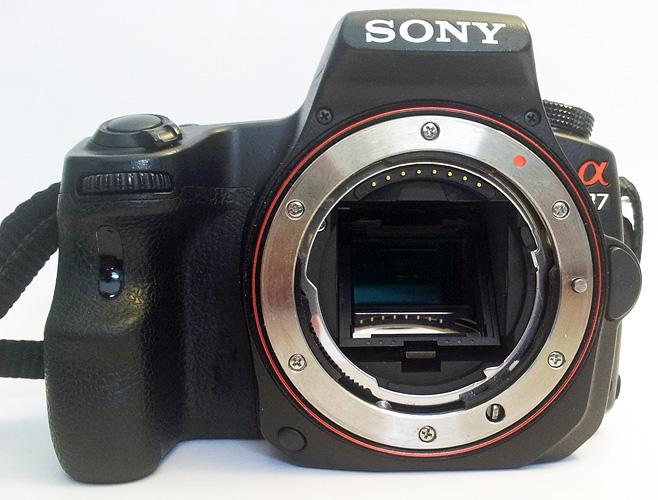 Sony A-Bajonett