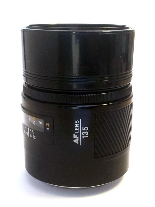 Minolta 135mm F2.8